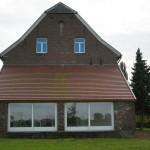 renovatie boerderij zijgevel