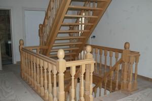 eiken trappenhuis